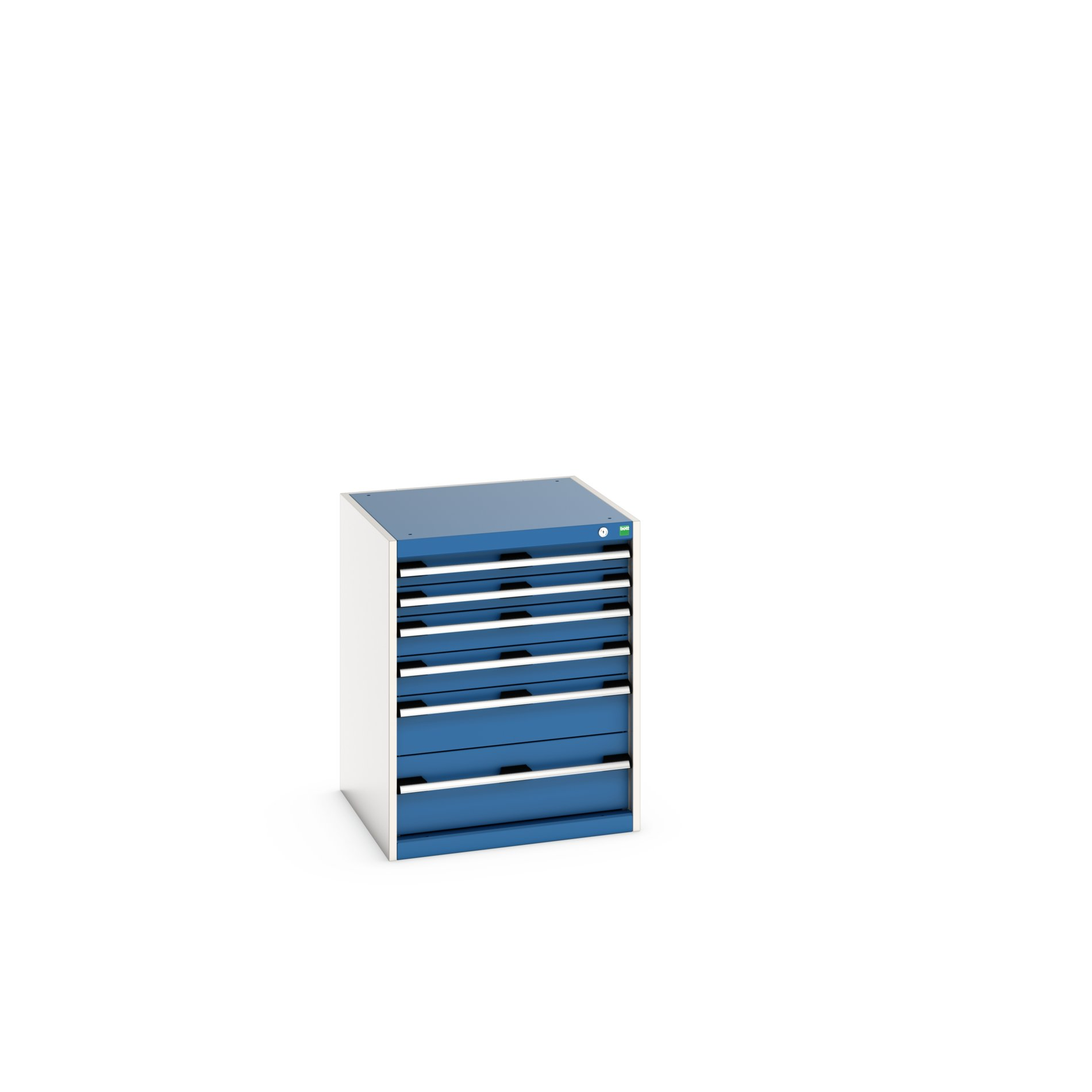 Bott Cubio Drawer Cabinet With 6 Drawers