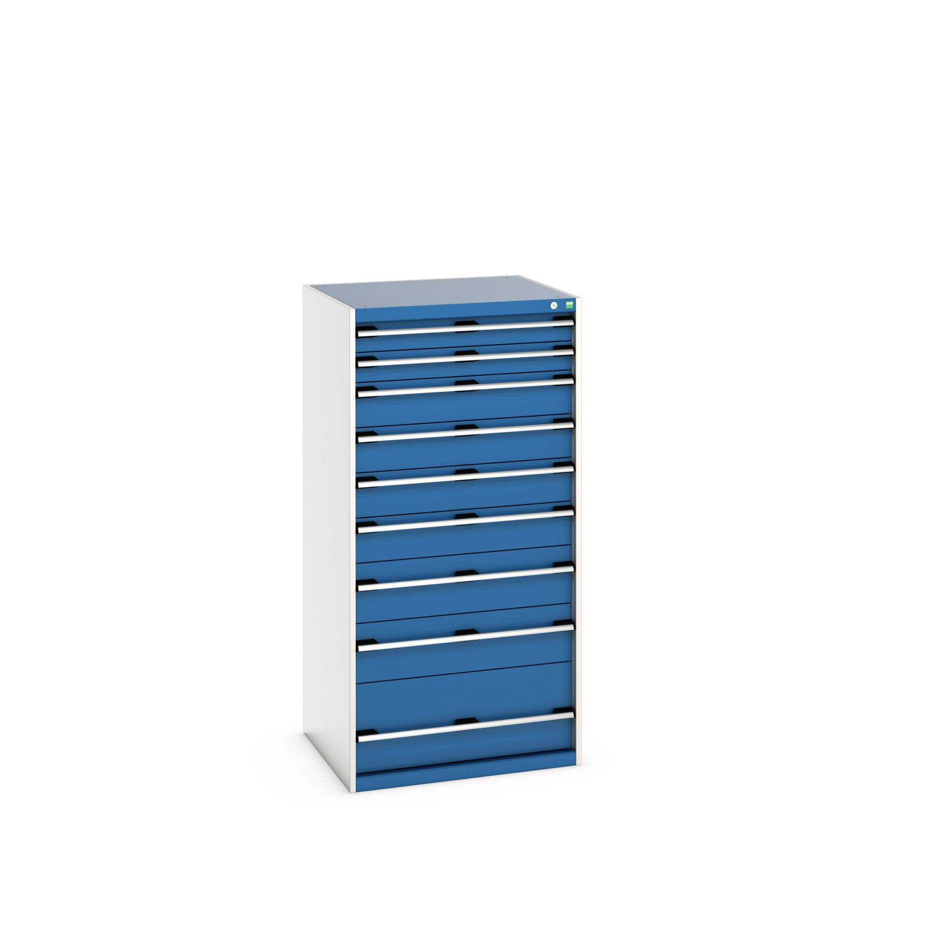 Bott Cubio Drawer Cabinet With 9 Drawers