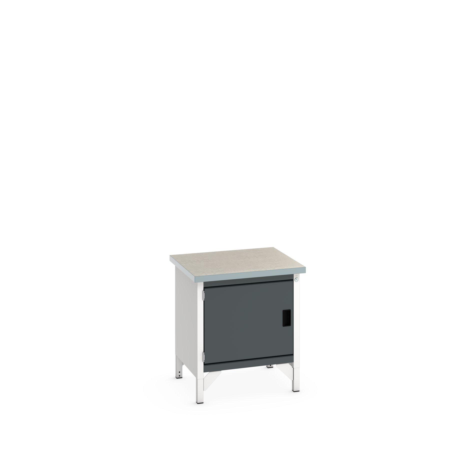 Bott Cubio Storage Bench With Full Cupboard
