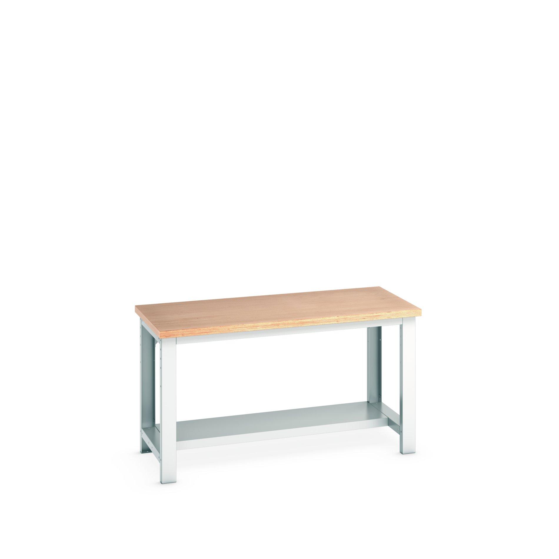 Bott Cubio Framework Bench With Half Depth Base Shelf