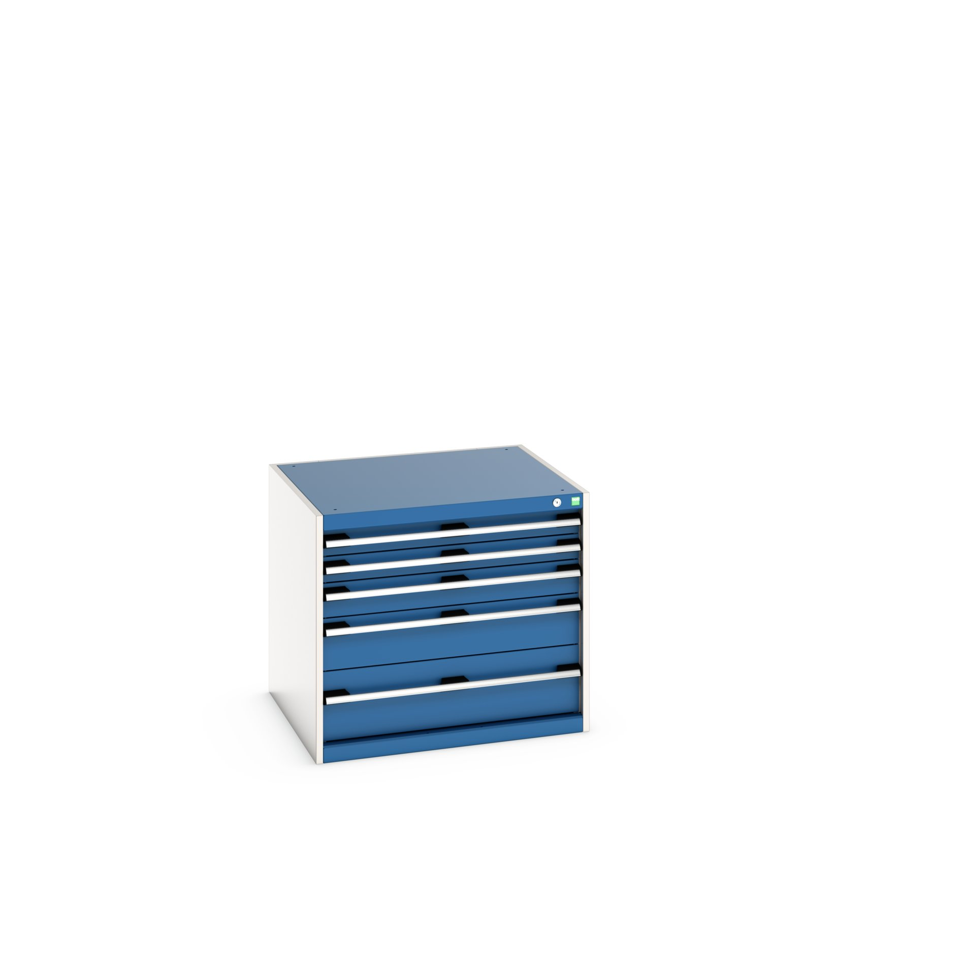 Bott Cubio Drawer Cabinet With 5 Drawers