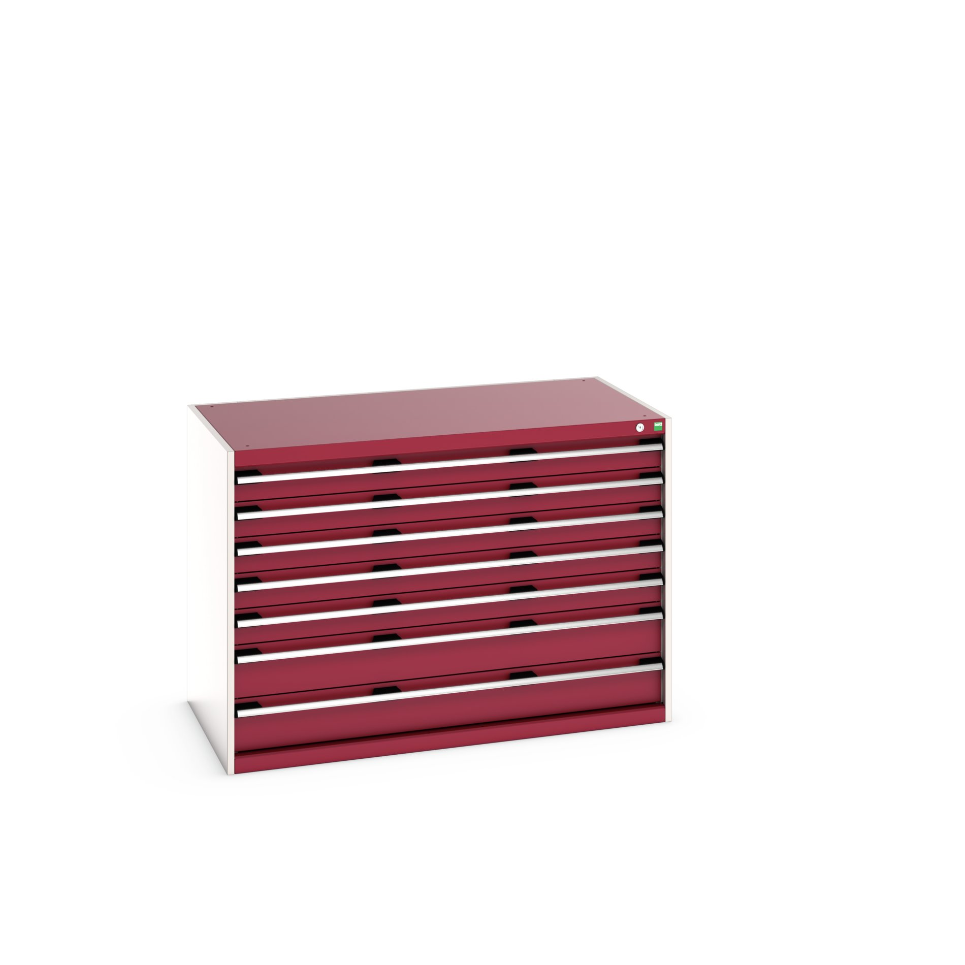 Bott Cubio Drawer Cabinet With 7 Drawers