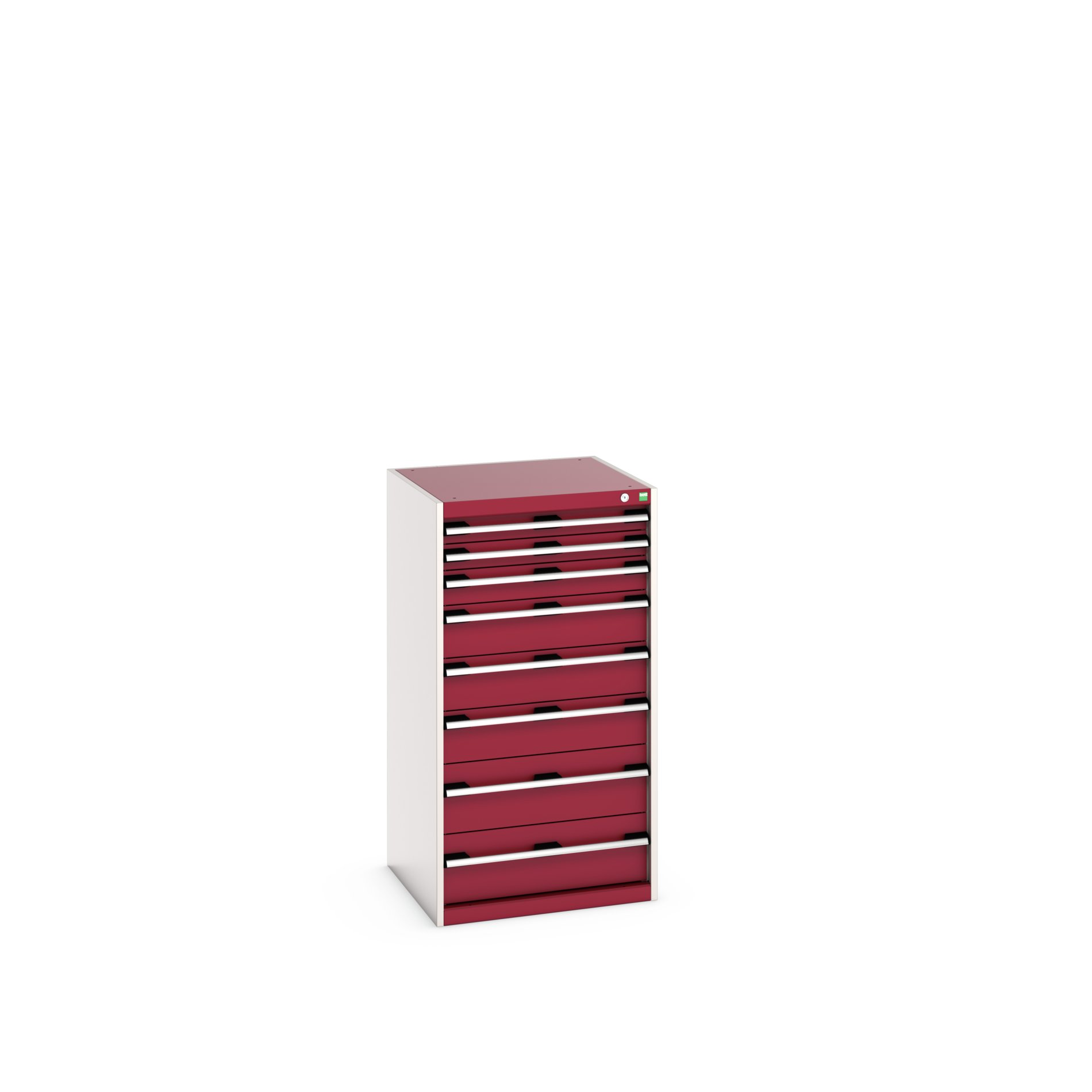 Bott Cubio Drawer Cabinet With 8 Drawers