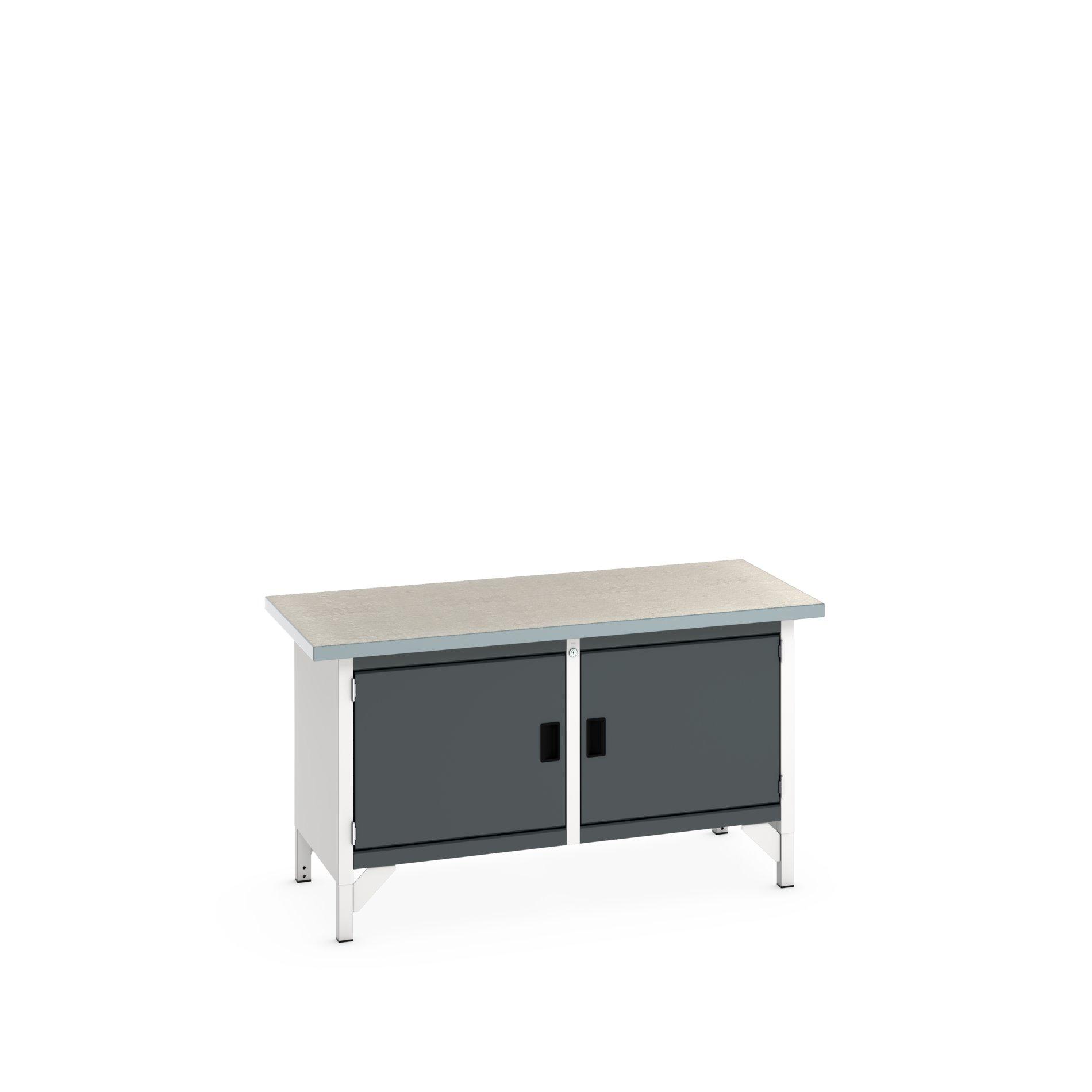 Bott Cubio Storage Bench With Full Cupboard / Full Cupboard