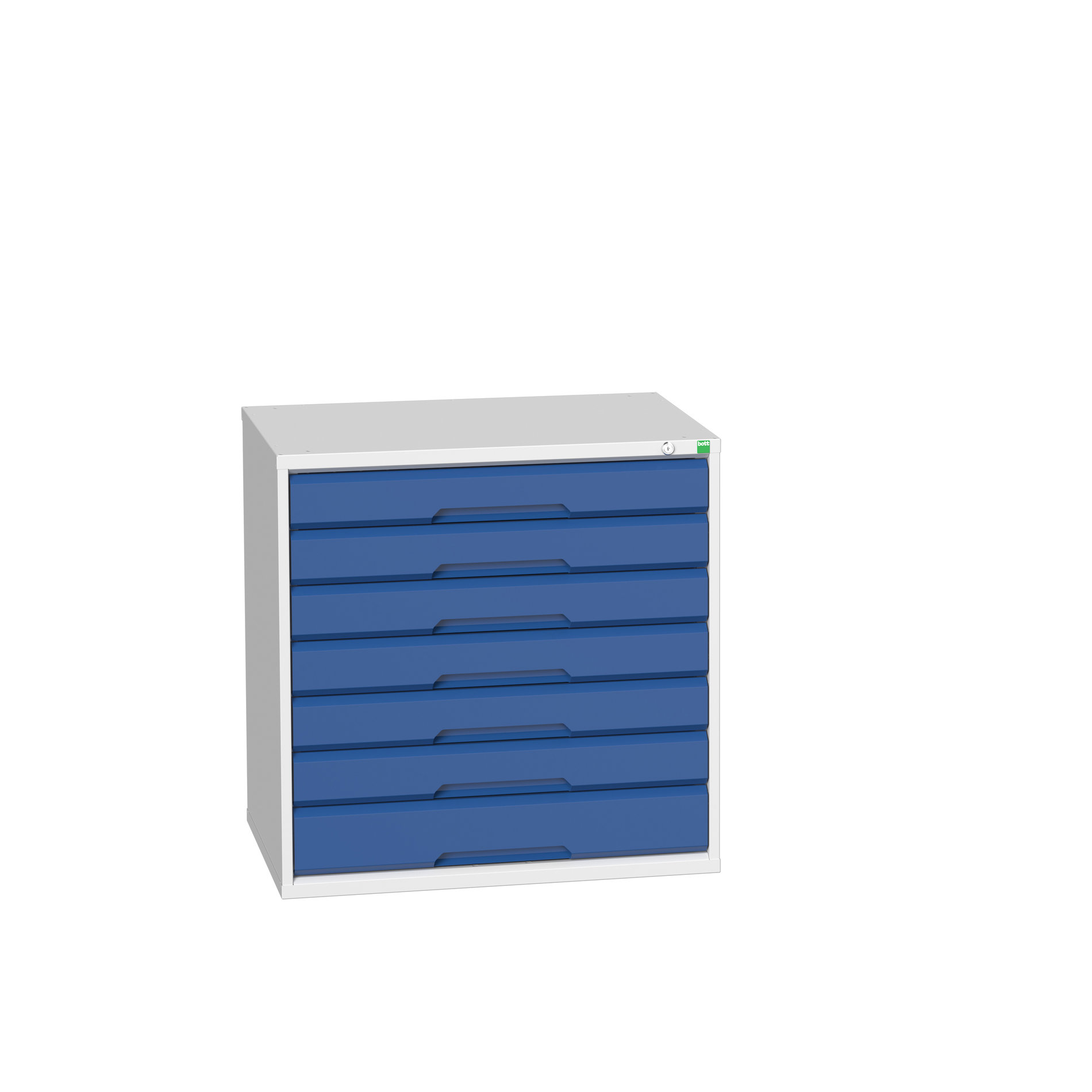 Bott Verso Drawer Cabinet With 7 Drawers