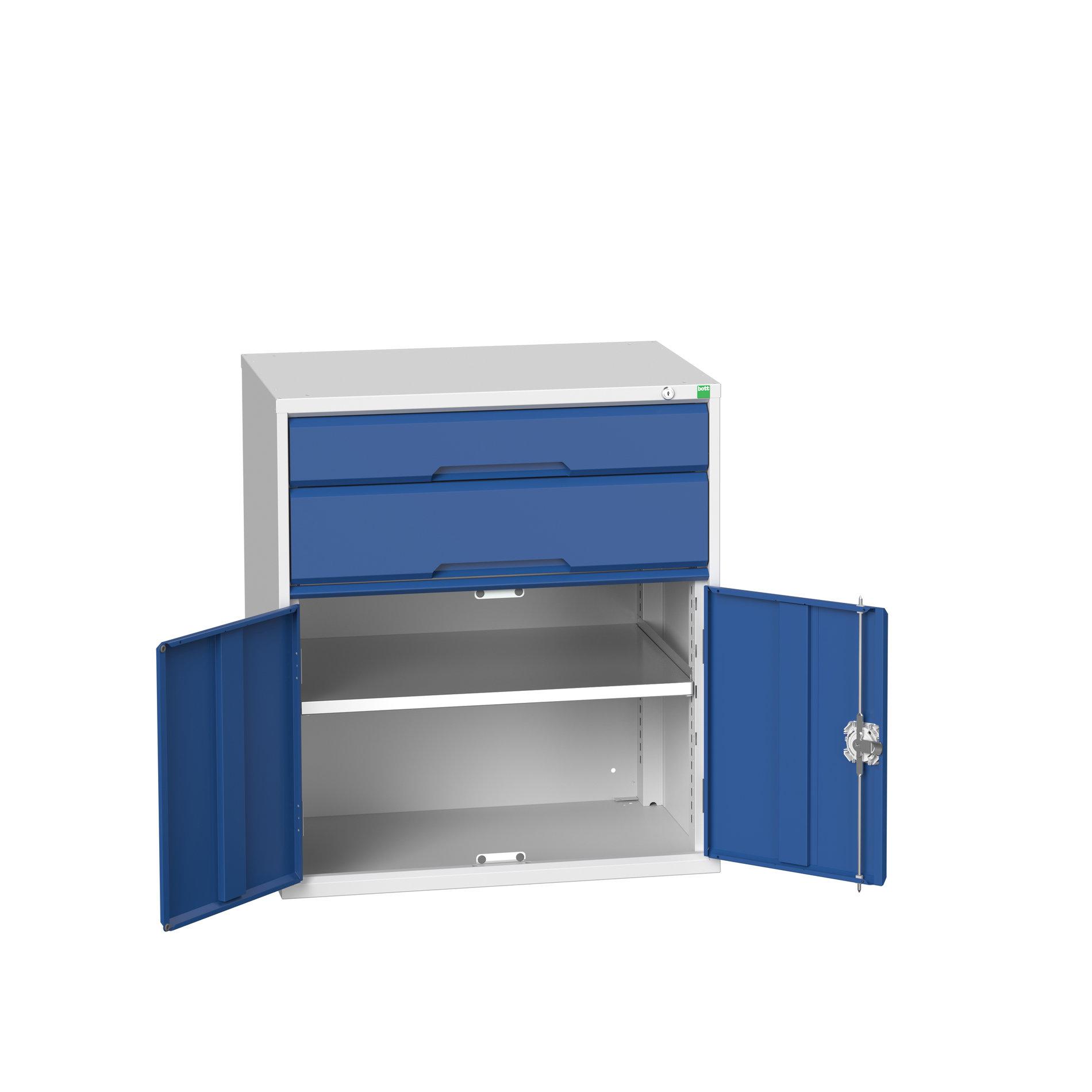 Bott Verso Drawer-Door Cabinet With 2 Drawers / Cupboard