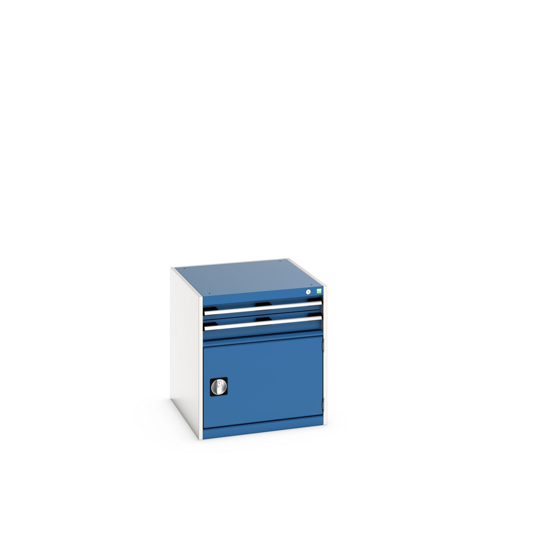 Bott Cubio Drawer-Door Cabinet With 2 Drawers / Cupboard